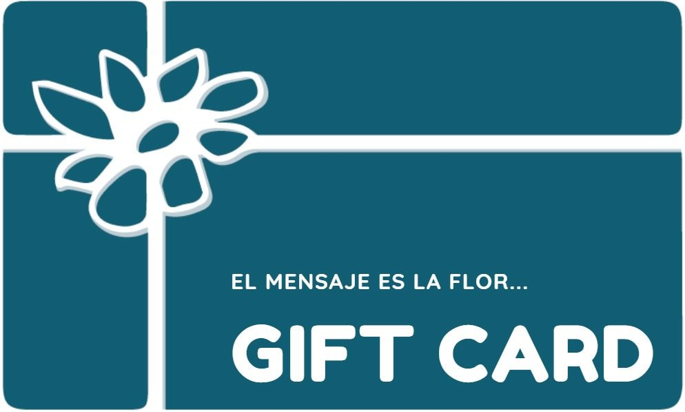 GiftCard Flores Scorpio